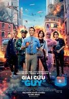 Free Guy - Vietnamese Movie Poster (xs thumbnail)