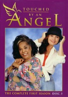 """Touched by an Angel"" - Australian DVD movie cover (xs thumbnail)"