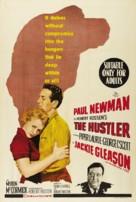 The Hustler - Australian Movie Poster (xs thumbnail)