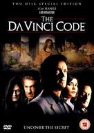 The Da Vinci Code - British Movie Cover (xs thumbnail)