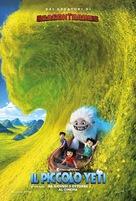 Abominable - Italian Movie Poster (xs thumbnail)