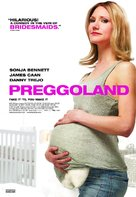 Preggoland - Canadian Movie Poster (xs thumbnail)
