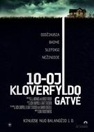 10 Cloverfield Lane - Lithuanian Movie Poster (xs thumbnail)