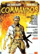 Commandos - French Movie Poster (xs thumbnail)