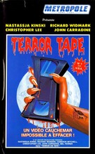 Terror on Tape - French VHS movie cover (xs thumbnail)