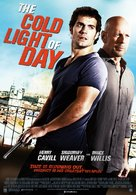 The Cold Light of Day - Dutch Movie Poster (xs thumbnail)