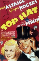 Top Hat - Theatrical poster (xs thumbnail)