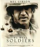 We Were Soldiers - Blu-Ray cover (xs thumbnail)