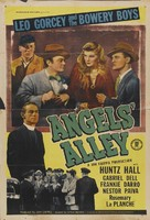Angels' Alley - Movie Poster (xs thumbnail)