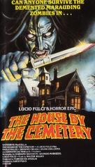 Quella villa accanto al cimitero - VHS cover (xs thumbnail)