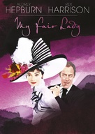 My Fair Lady - Czech Movie Cover (xs thumbnail)