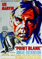 Point Blank - German Movie Poster (xs thumbnail)