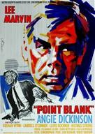 Point Blank - German Movie Poster (xs thumbnail)