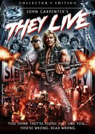 They Live - DVD cover (xs thumbnail)