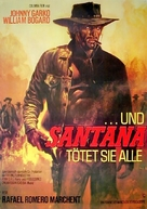 Un par de asesinos - German Movie Poster (xs thumbnail)