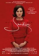 Jackie - Romanian Movie Poster (xs thumbnail)