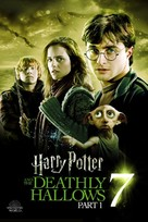 Harry Potter and the Deathly Hallows: Part I - Video on demand movie cover (xs thumbnail)