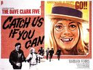 Catch Us If You Can - British Movie Poster (xs thumbnail)