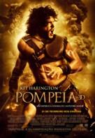 Pompeii - Brazilian Movie Poster (xs thumbnail)