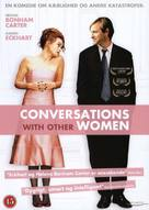 Conversations with Other Women - Danish DVD movie cover (xs thumbnail)