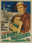 Thunder Bay - French Movie Poster (xs thumbnail)