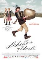 A Bell for Ursli - German Movie Poster (xs thumbnail)