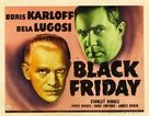 Black Friday - Movie Poster (xs thumbnail)