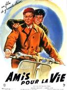 Amici per la pelle - French Movie Poster (xs thumbnail)
