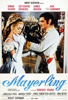 Mayerling - French Movie Poster (xs thumbnail)