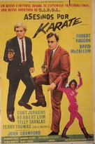 The Karate Killers - Argentinian Movie Poster (xs thumbnail)