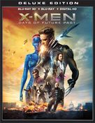 X-Men: Days of Future Past - Blu-Ray movie cover (xs thumbnail)