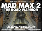 Mad Max 2 - British Movie Poster (xs thumbnail)