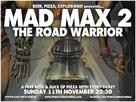 Mad Max 2 - British Movie Poster (xs thumbnail)