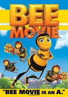 Bee Movie - DVD cover (xs thumbnail)
