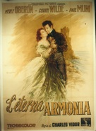 A Song to Remember - Italian Movie Poster (xs thumbnail)