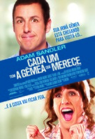 Jack and Jill - Brazilian Movie Poster (xs thumbnail)