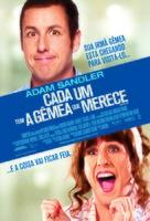 Jack and Jill - Brazilian Movie Poster (xs thumbnail)