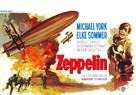 Zeppelin - Belgian Movie Poster (xs thumbnail)
