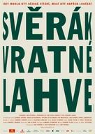 Vratnè lahve - Czech Movie Poster (xs thumbnail)