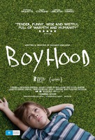 Boyhood - Australian Movie Poster (xs thumbnail)