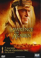Lawrence of Arabia - Swiss Movie Cover (xs thumbnail)