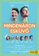 Ahora o nunca - Hungarian Movie Poster (xs thumbnail)