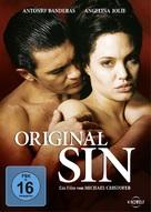 Original Sin - German Movie Cover (xs thumbnail)