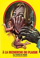 Alla ricerca del piacere - French DVD movie cover (xs thumbnail)