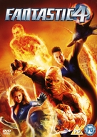 Fantastic Four - British Movie Cover (xs thumbnail)