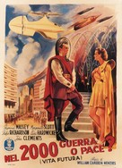 Things to Come - Italian Movie Poster (xs thumbnail)
