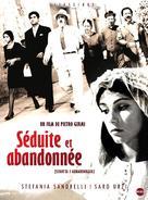 Sedotta e abbandonata - French DVD cover (xs thumbnail)