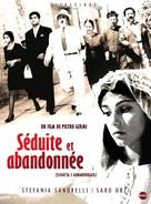 Sedotta e abbandonata - French DVD movie cover (xs thumbnail)
