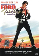 The Adventures of Ford Fairlane - Finnish DVD movie cover (xs thumbnail)
