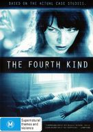 The Fourth Kind - Australian DVD cover (xs thumbnail)
